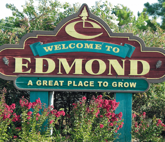 Welcome to Edmond