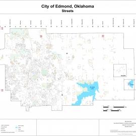 City of Edmond Streets