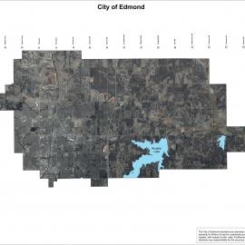 City of Edmond Aerial